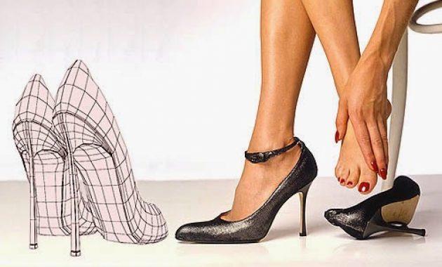 Tips Cara Mengurangi Tinggi Hak Sepatu