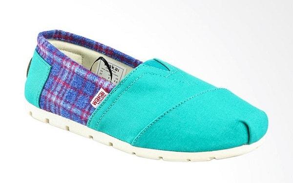 Wakai CUHAI Sepatu Unisex - Turquoise
