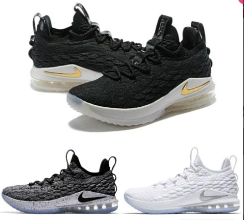 Nike Lebron 15 XV Low