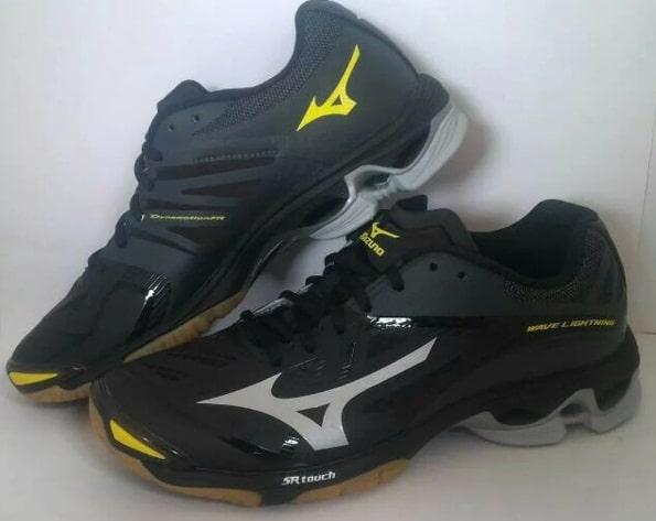 Sepatu Volly Mizuno dan Harganya Original dan KW 5