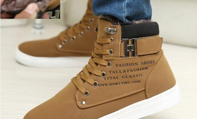 model sepatu pria teraru